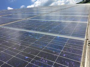 Mycie solarów Qleen