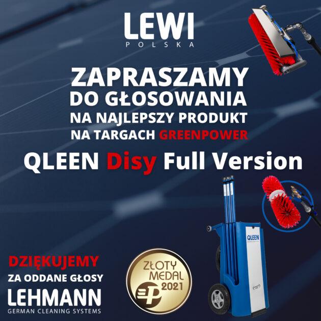 Targi GreenPower głosowanie Qleen Disy Full Version